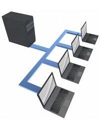 イントラネットサーバー
